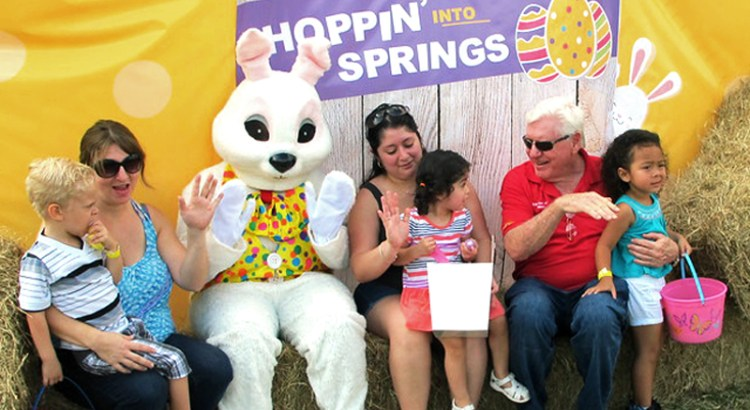 Register for the Annual Egg Hunt in Coral Springs