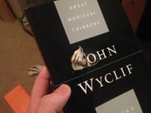 John Wycliffe Book