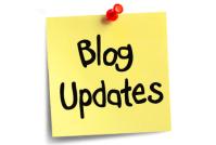 Blog Updates