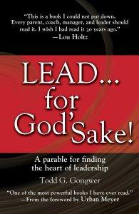 Lead...for God's Sake