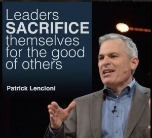 Patrick Lencioni quote