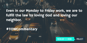 Faith and Work Quote