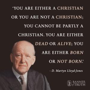 Lloyd-Jones Quote