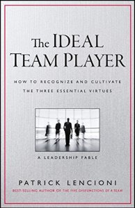The Ideal Team Player