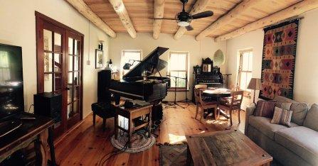 Fernando Ortega's home
