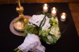 The Beautiful Bouquets featuring Shades of White and Green