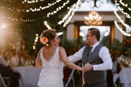 First Dance as Mr. and Mrs.