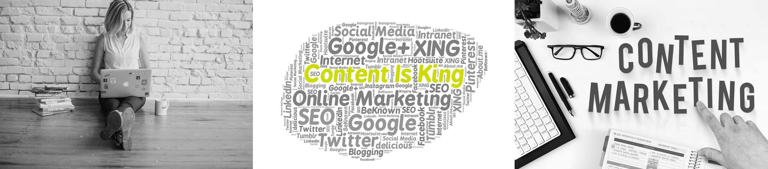 que es el content marketing