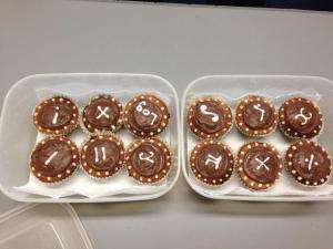 Further Maths Cakes - @MrsLHmaths entry