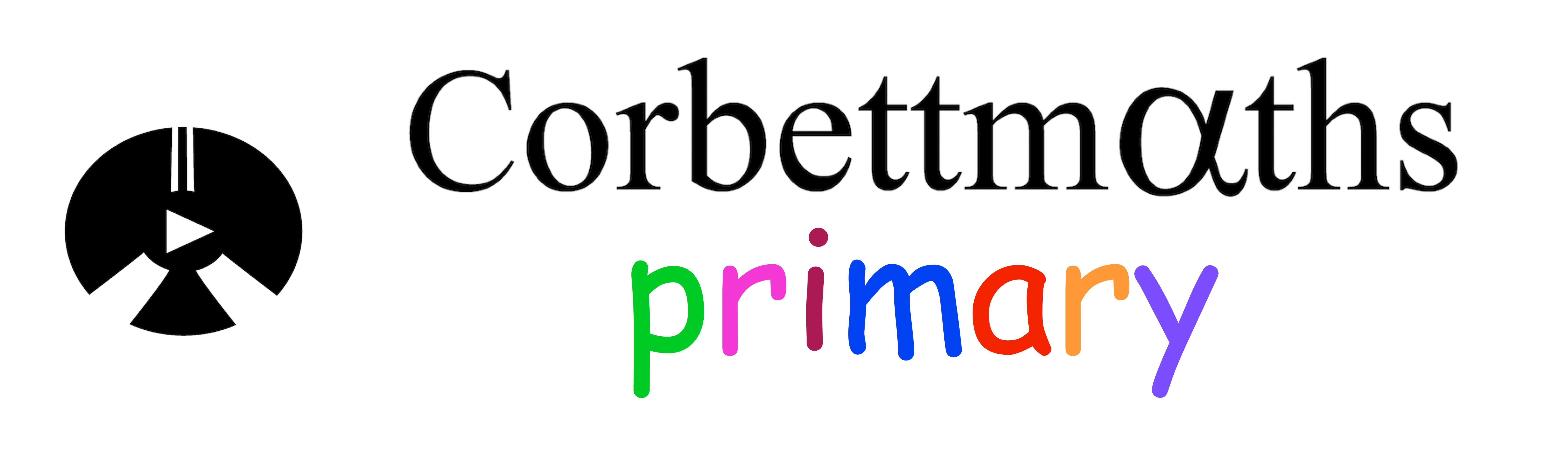 Corbettmaths Primary