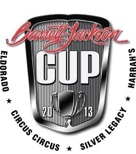 Barrett-Jackson Cup Logo, designed by Corbin Snyder