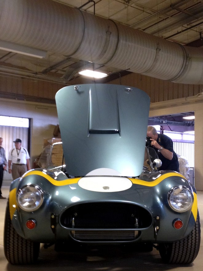 Shelby Cobra 50th Anniversary Unveiling