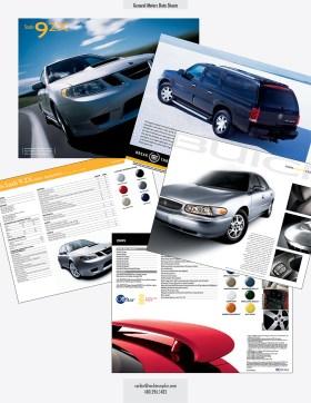 General Motors Consumer Literature