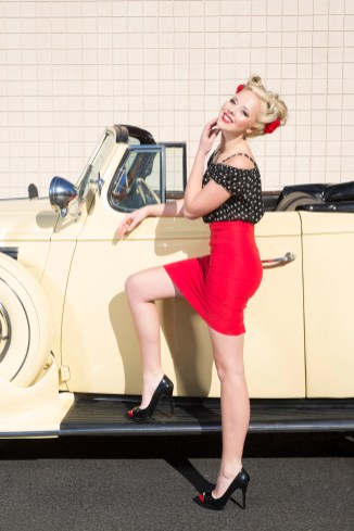 Avalon Vintage Shoot - Photography by Corbin Snyder