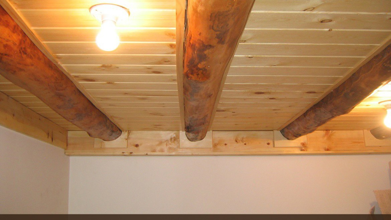 Basement Ceiling – AP – After