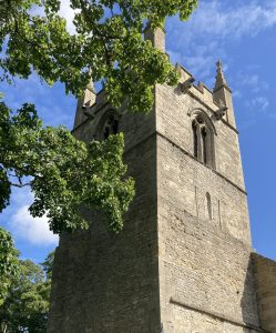 Irnham Church Tower