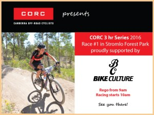 CORC 3 hr series race 1