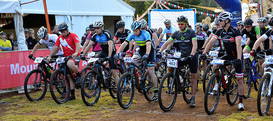 National Championships in XCO