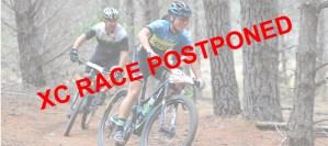 XC Race postponed