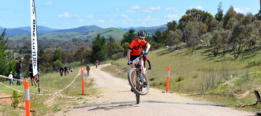 XC Race #7 in Stromlo