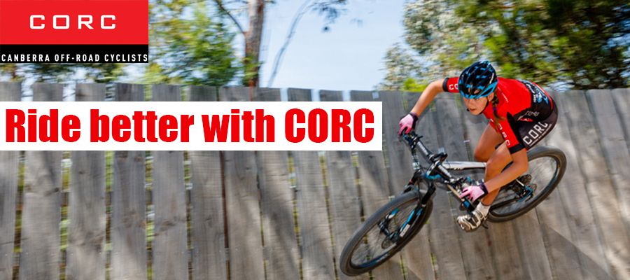 Ride better with CORC