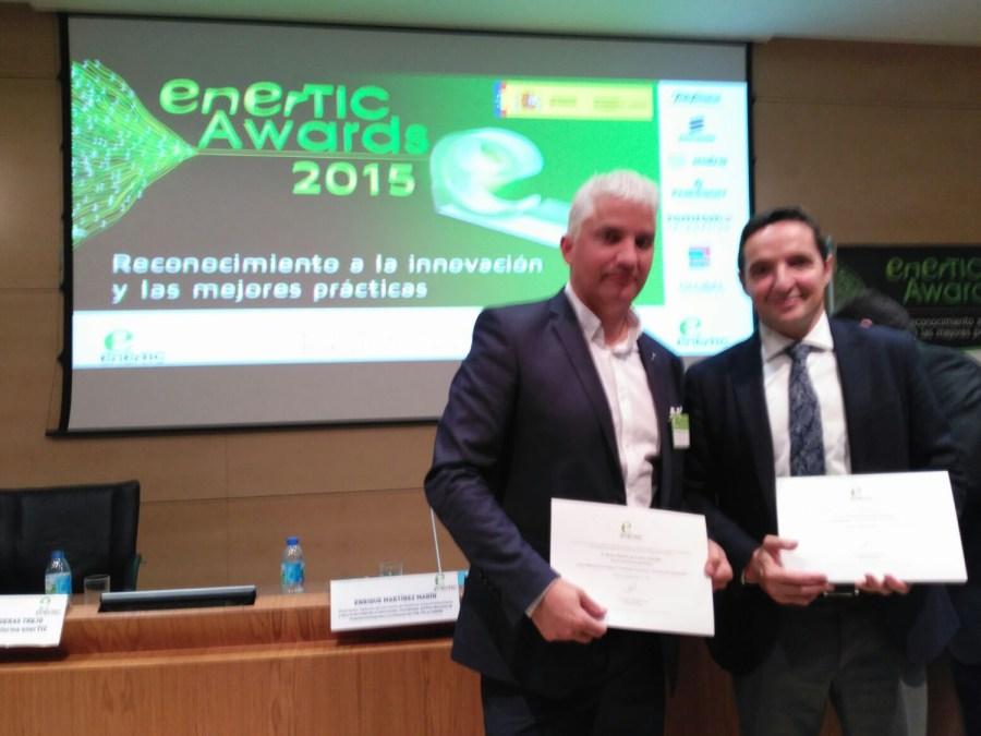 Juan Manuel Corchado - enerTIC Awards