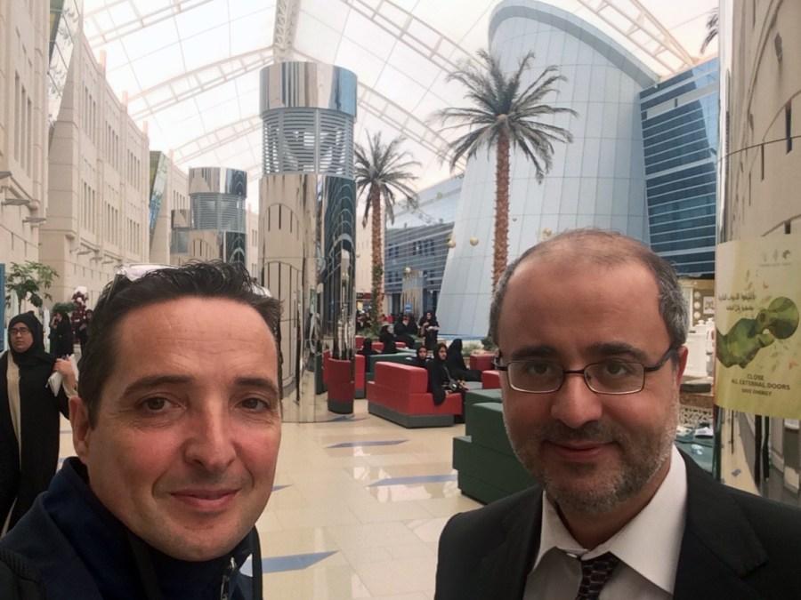 Juan Manuel Corchado - Ciberseguridad - Dubai
