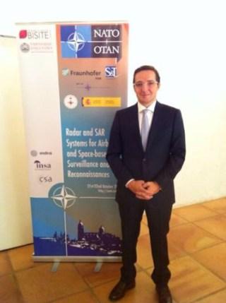Juan Manuel Corchado - OTAN - NATO