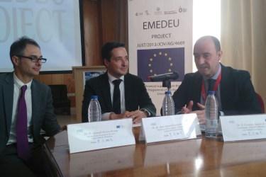 Juan Manuel Corchado - EMEDEU Project