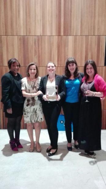 Premiados en la IX Noche de la Ingeniería Informática
