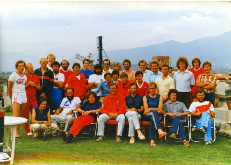 Kanchenjunga 1989