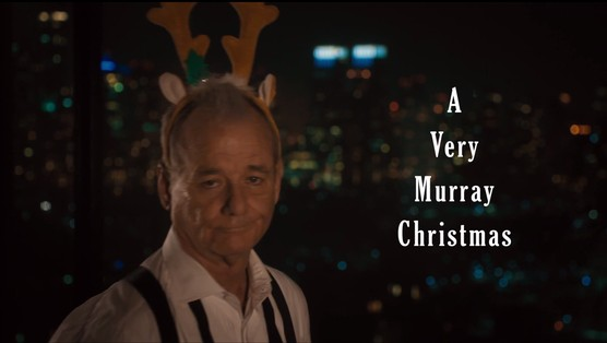 Coming Soon: A Very Murray Christmas - With Bill Murray - Only on ...