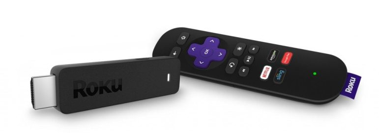 Roku Streaming Stick w_remote