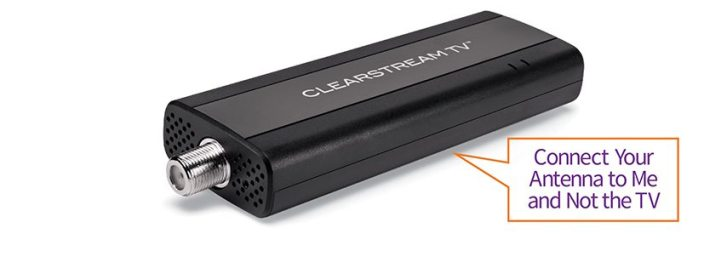 Review: ClearStream TV — Turning Your Antenna into a Wi-Fi Antenna