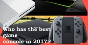 NVIDIA SHIELD TV vs PS4 Pro, XBox One S: What's the best Game Console of 2017?