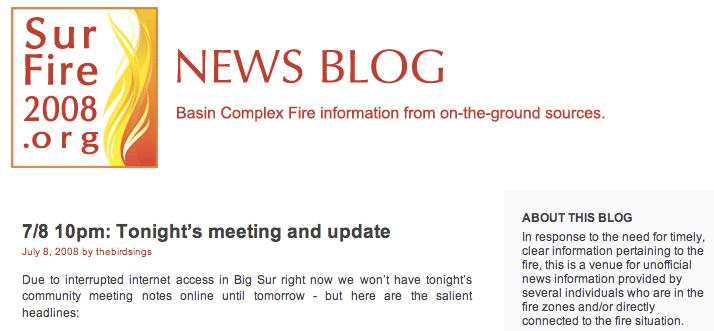 Surfire 2008 Org > Blog > Homepage