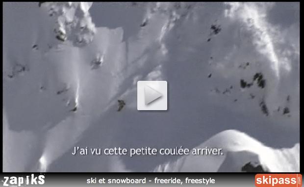 Skipass > L'avalanche de Xavier Delerue