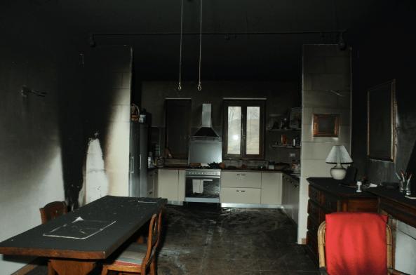 Effetti di una radio lasciata in standby > la cucina