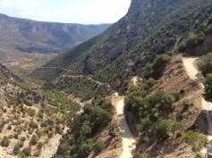La strada per il monastero