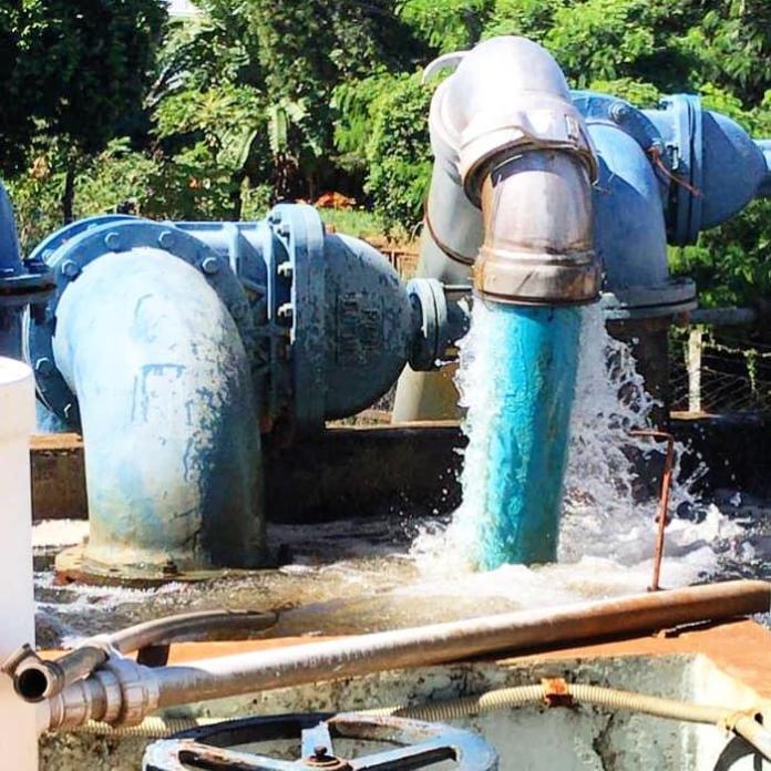 Prefeitura e SAAE realizam troca da bomba de captação de água do Santa  Marina - Portal Cordero Virtual