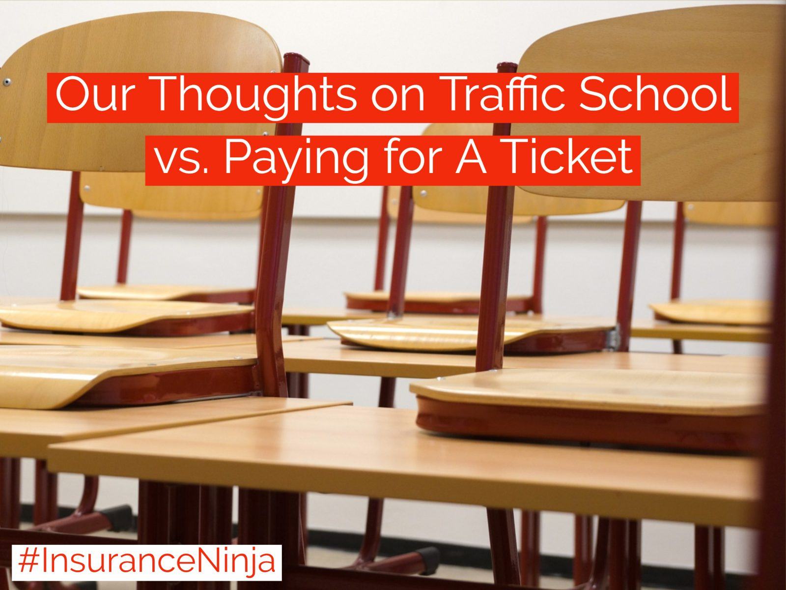 Our Thoughts on Traffic School vs. Paying for A Ticket