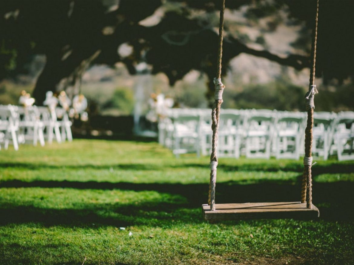 Swing and Chairs