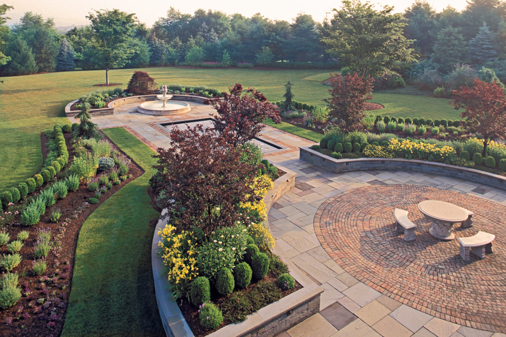 Formal Gardens | Cording Landscape Design | New Jersey on Landscaping And Patios id=21623