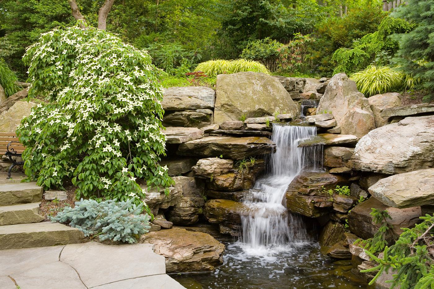 Pond Landscaping in New Jersey by Cording Landscape Design ... on Landscape Pond Design id=29462