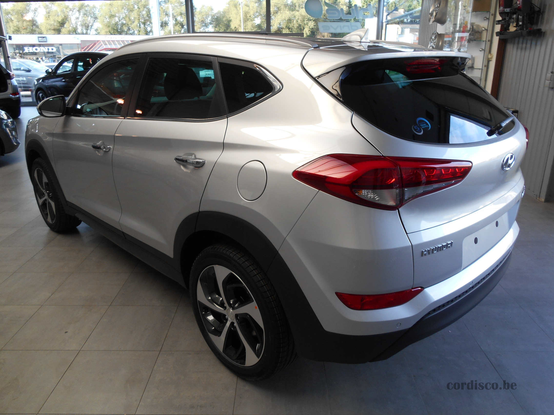 Hyundai tucson garage cordisco for Garage hyundai narbonne