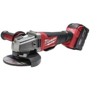 A picture of MILWAUKEE Electric Tool GIDDS2-2473523 M18 18V GRINDER, another vital model of best cordless angle grinder
