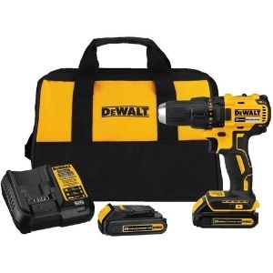 DEWALT 20V MAX Cordless Drill, an example of the best cordless drill under $150