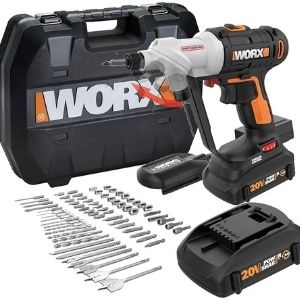 A picture of the WORX WX176L.1 Switchdriver 2-in-1 Cordless Drill, one of the most powerful models among the best 20v cordless drill