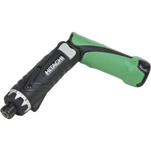An image of Hitachi DB3DL2 Power Cordless Screwdriver Kit, another exceptional model among the best cordless screwdriver for electricians