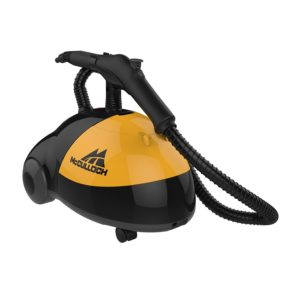 McCulloch MC1275 Heavy- Duty Steam Cleaner review